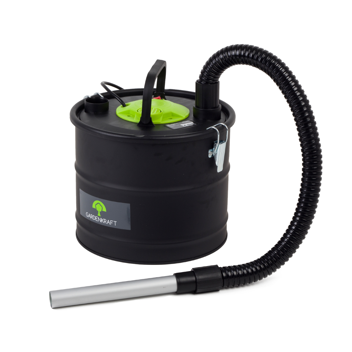 Ash vacuum Chimney with Motor 1200W HEPA Filter Cleaner ...