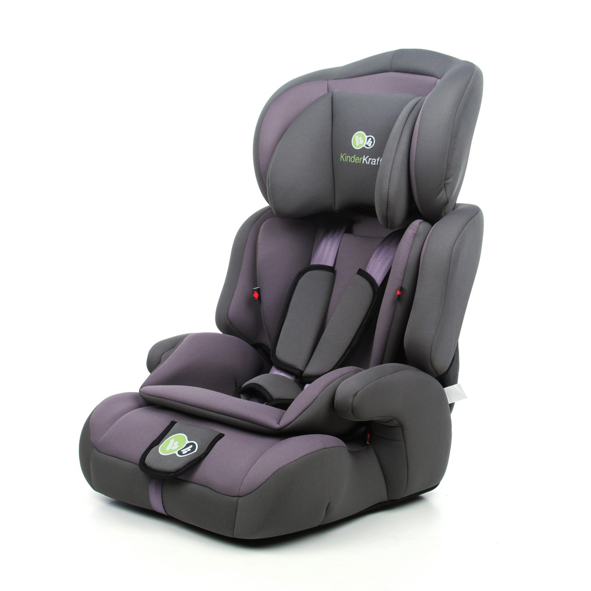 autokindersitz kinderautositz autositz kindersitz gruppe 1 2 3 9 36 comfort grau ebay. Black Bedroom Furniture Sets. Home Design Ideas