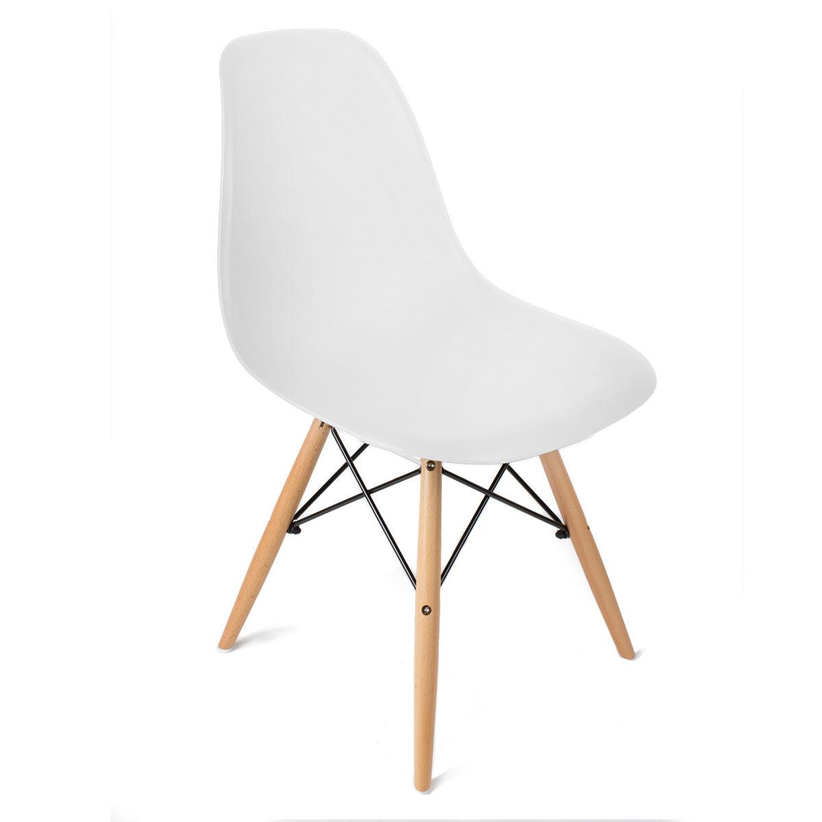 designer dsw stuhl art eiffel 2er 4er 6er set wohnzimmerstuhl esszimmerstuhl neu ebay. Black Bedroom Furniture Sets. Home Design Ideas