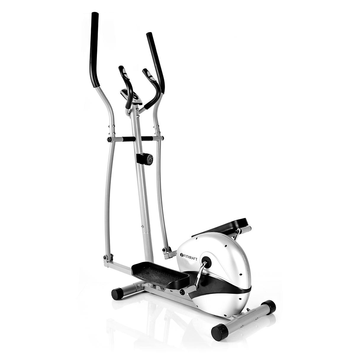 Home Exercise Equipment Stepper: Home Trainer Magnetic Ergometer Fitness Stepper Elliptical