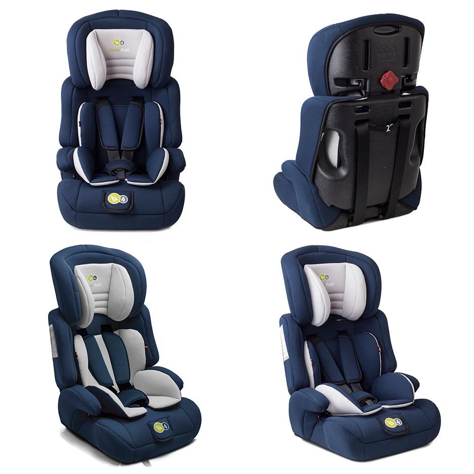 Kinderkraft Comfort Up Car Seat Instructions