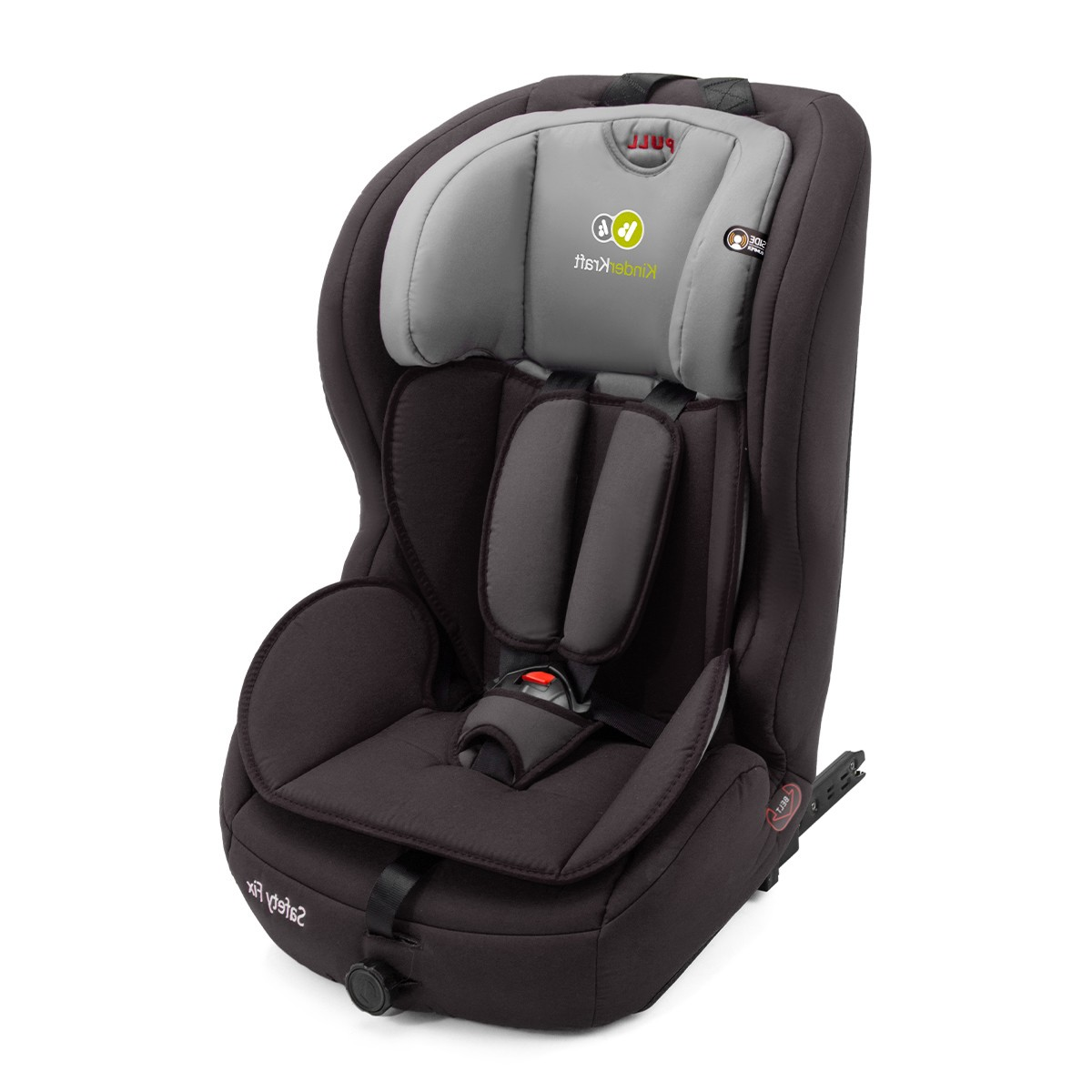 kinderkraft safetyfix isofix si ge voiture pour b b chaise pour enfant 9 de 36 ebay. Black Bedroom Furniture Sets. Home Design Ideas