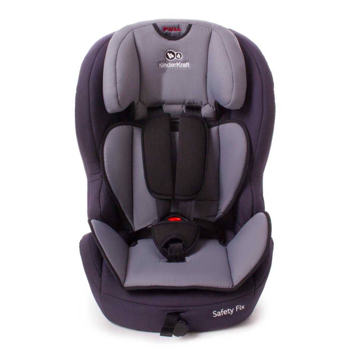 kinderkraft safetyfix isofix si ge voiture pour b b chaise pour enfant 9 de 36 ebay. Black Bedroom Furniture Sets. Home Design Ideas