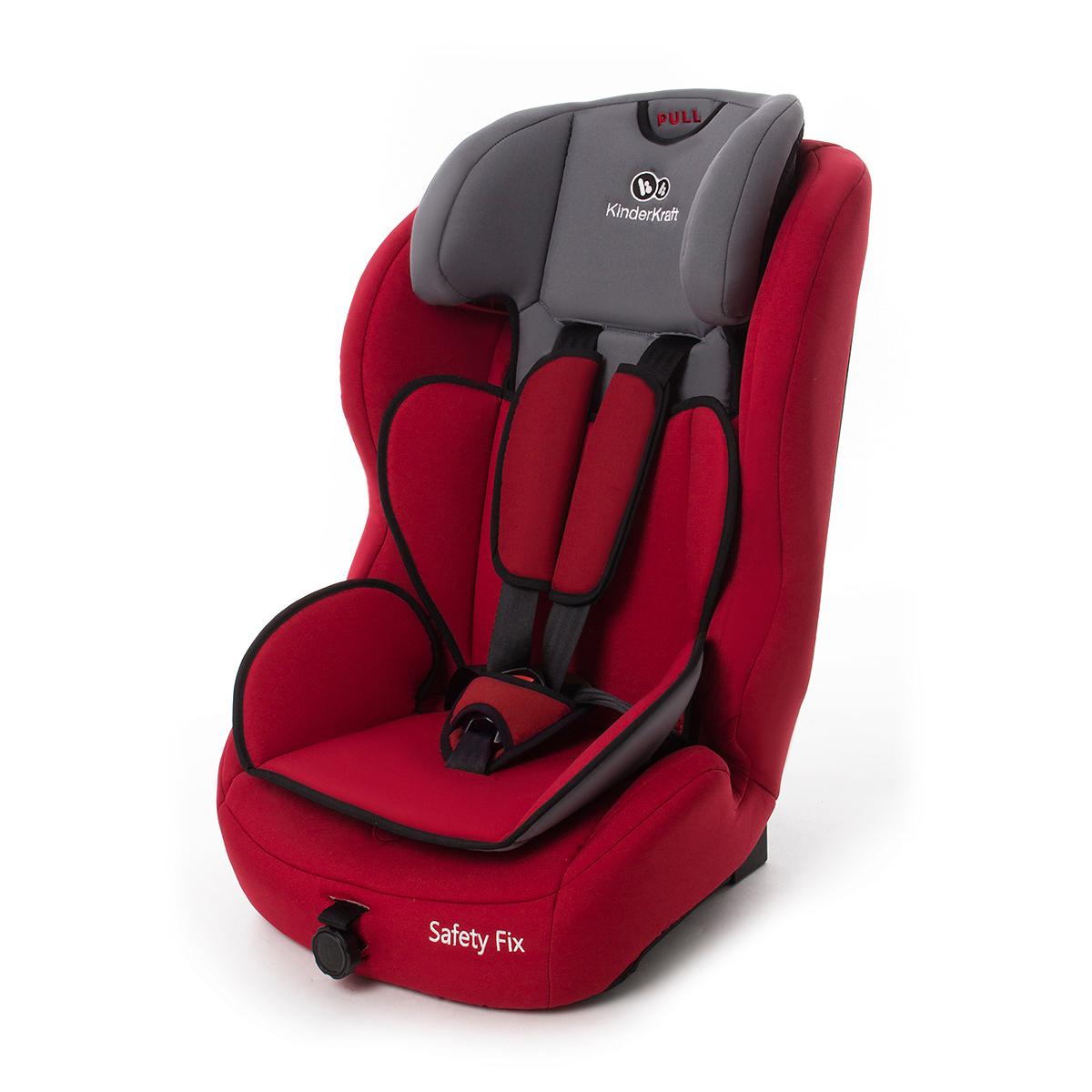 Kinderkraft safetyfix isofix si ge voiture pour b b for Chaise enfant voiture