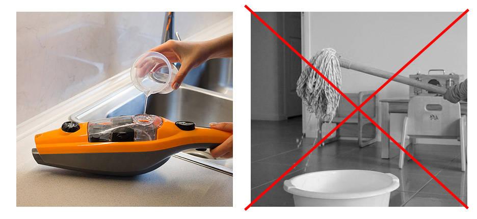 multi dampf mop dampfbesen dampfreiniger mit zubeh rer reiniger 10in1 neu 1500w ebay. Black Bedroom Furniture Sets. Home Design Ideas