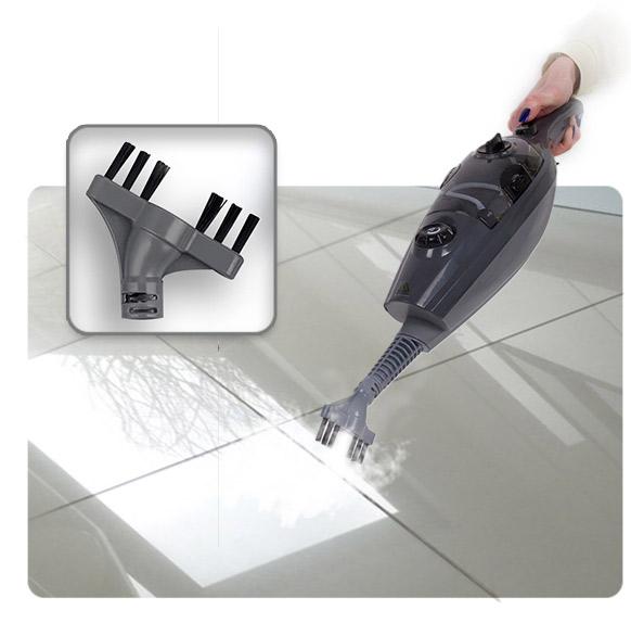 multi dampf mop dampfbesen dampfreiniger mit zubeh rer reiniger 12in1 neu 1500 w ebay. Black Bedroom Furniture Sets. Home Design Ideas