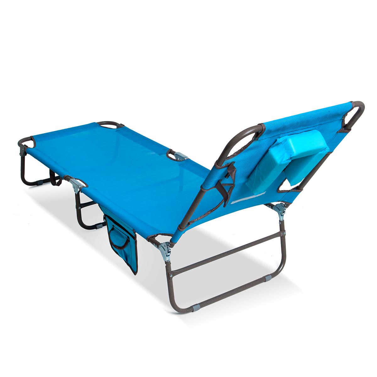 aluminium transat pour jardin fauteuil de plage lit soleil chaise longue ebay. Black Bedroom Furniture Sets. Home Design Ideas
