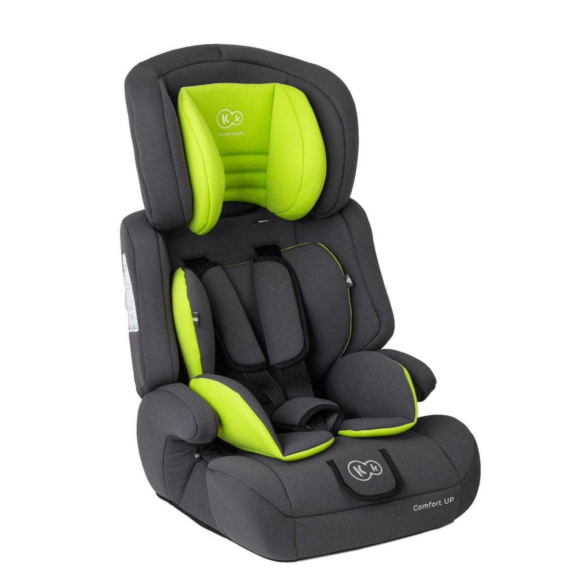 kinderkraft comfort up vert si ge voiture pour b b de 9 36 kg groupe 1 2 3 neu ebay. Black Bedroom Furniture Sets. Home Design Ideas