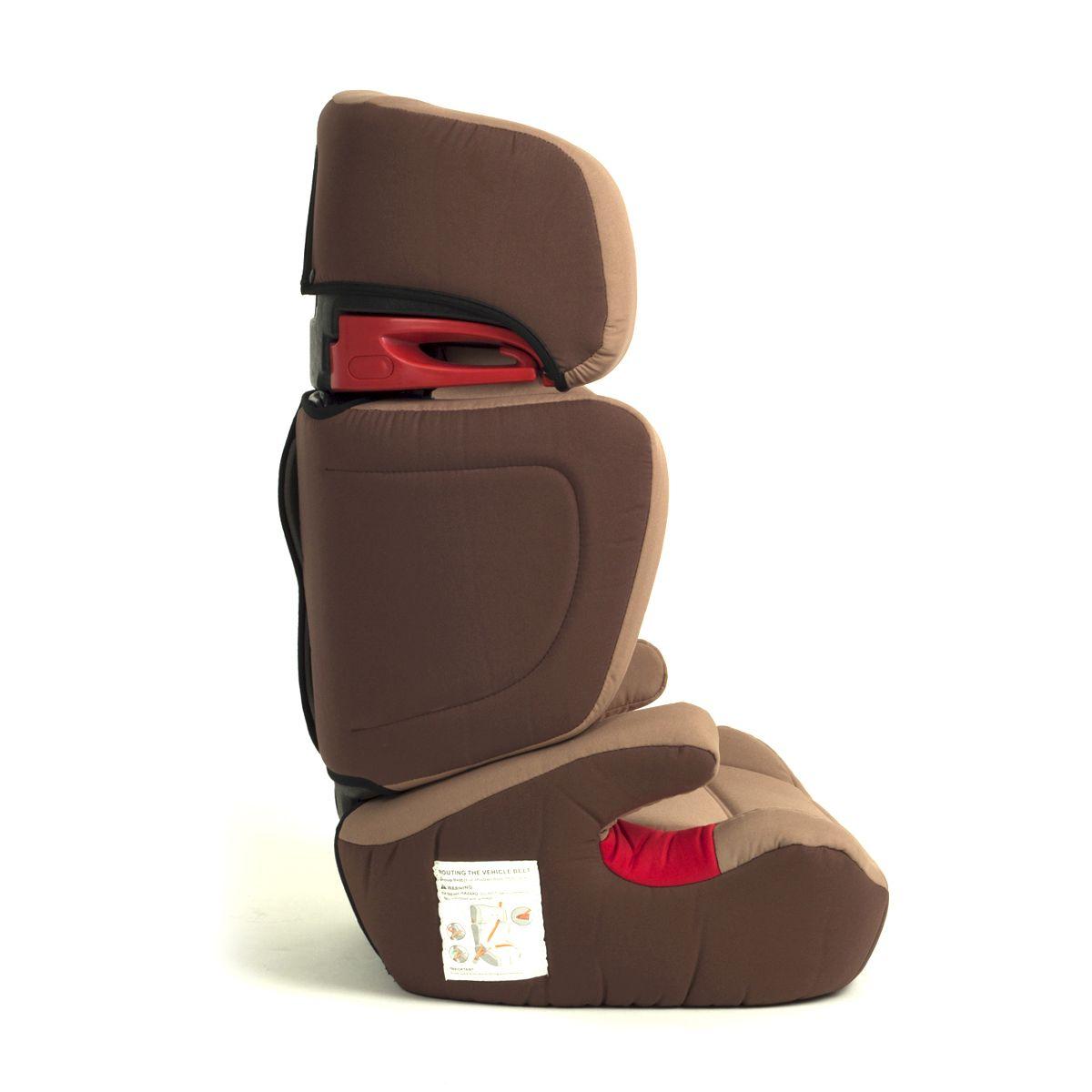 Kinderkraft junior ox beige si ge voiture pour b b chaise for Siege voiture enfant 3 ans