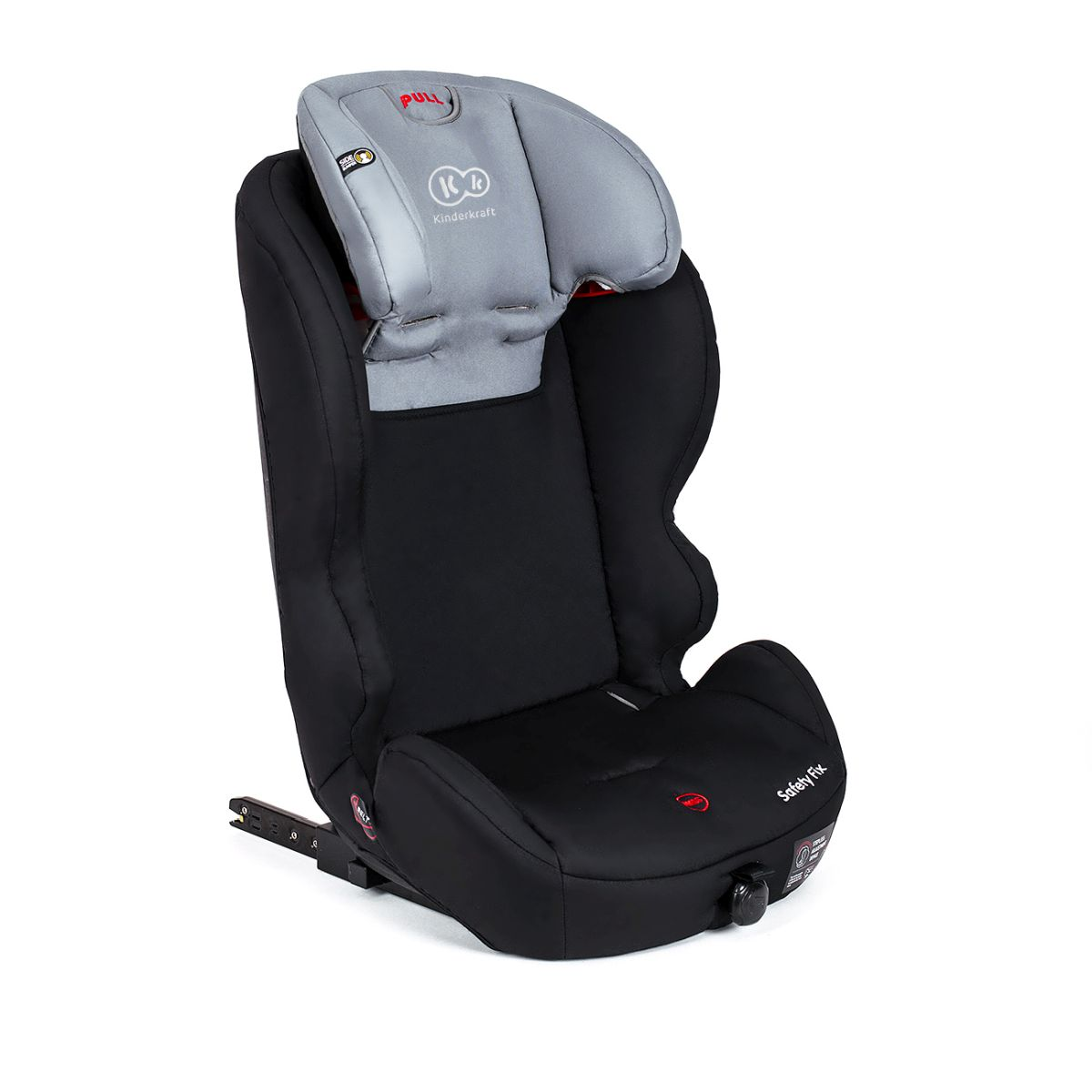 isofix kinderkraft safetyfix car seat child car seat 9 to. Black Bedroom Furniture Sets. Home Design Ideas