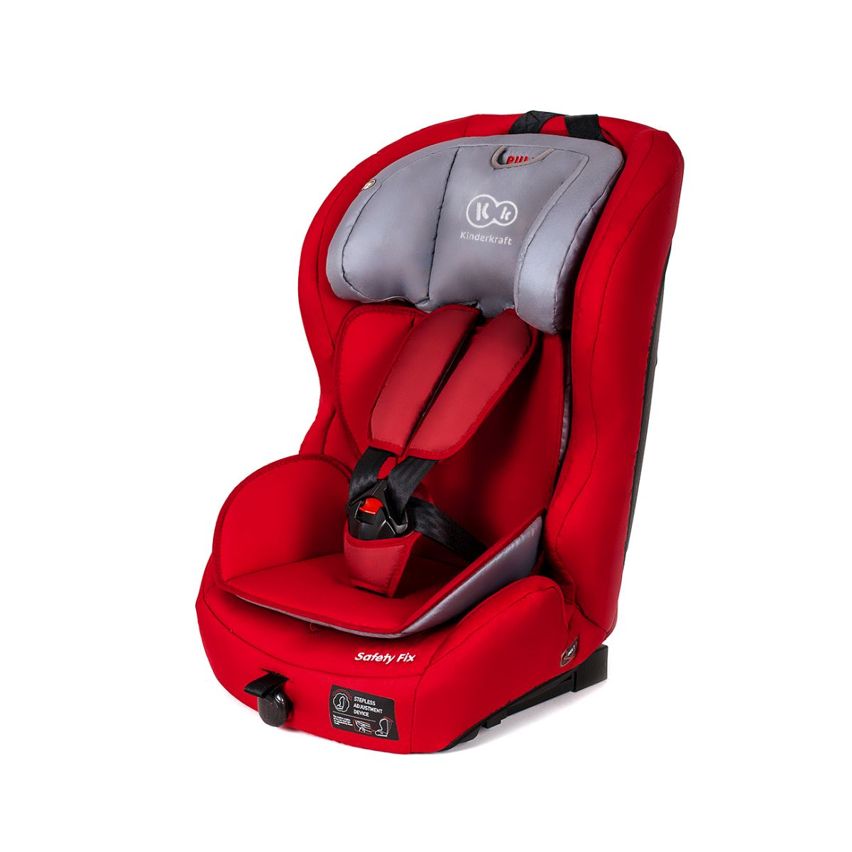 isofix si ge voiture pour b b de enfant chaise safetyfix rouge. Black Bedroom Furniture Sets. Home Design Ideas