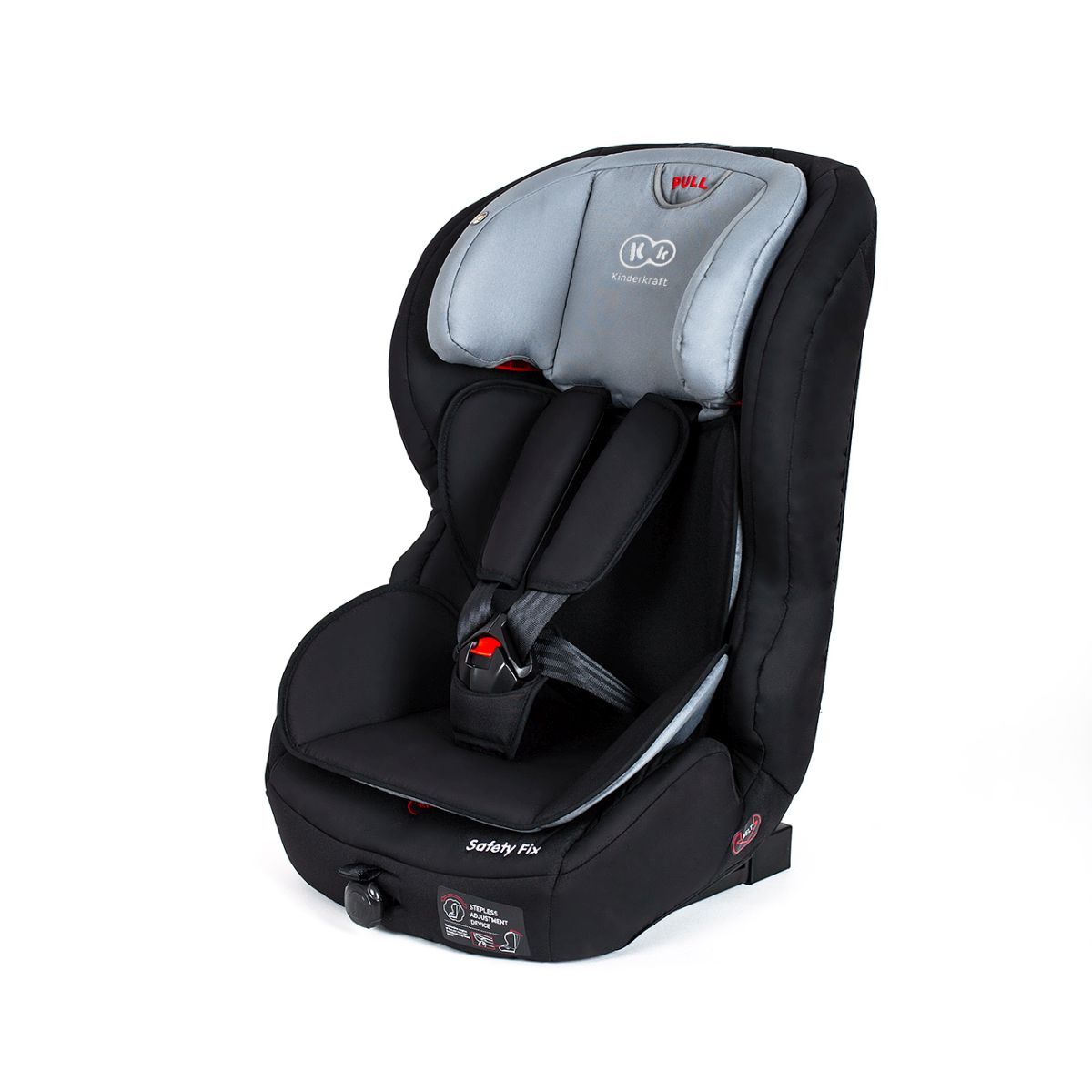 kinderkraft safetyfix isofix kinderautositz kindersitz 9 bis 36 kg gruppe 1 2 3 ebay. Black Bedroom Furniture Sets. Home Design Ideas