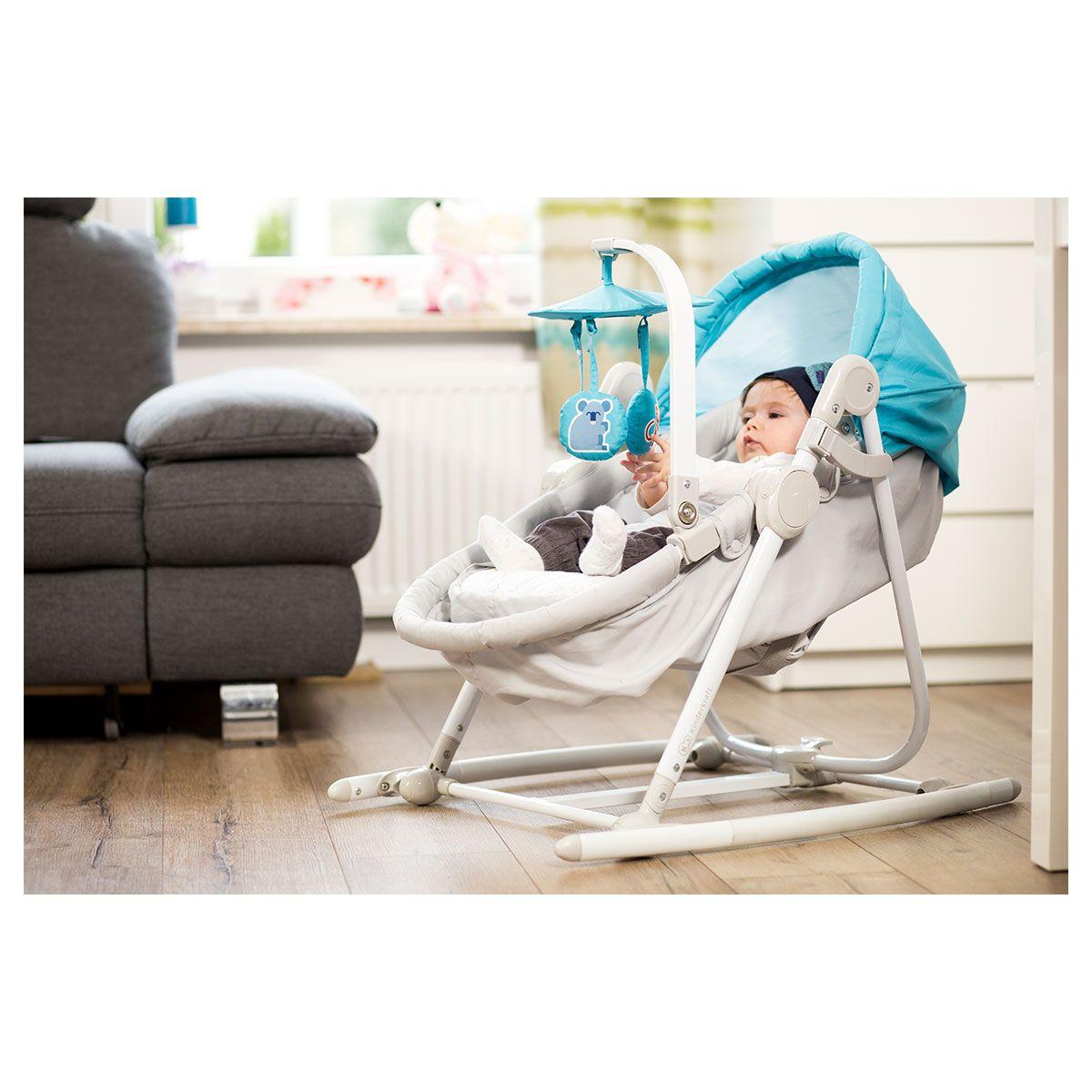 kinderkraft unimo babywippe babyschaukel baby wippe liege wiege babysitz top neu ebay. Black Bedroom Furniture Sets. Home Design Ideas