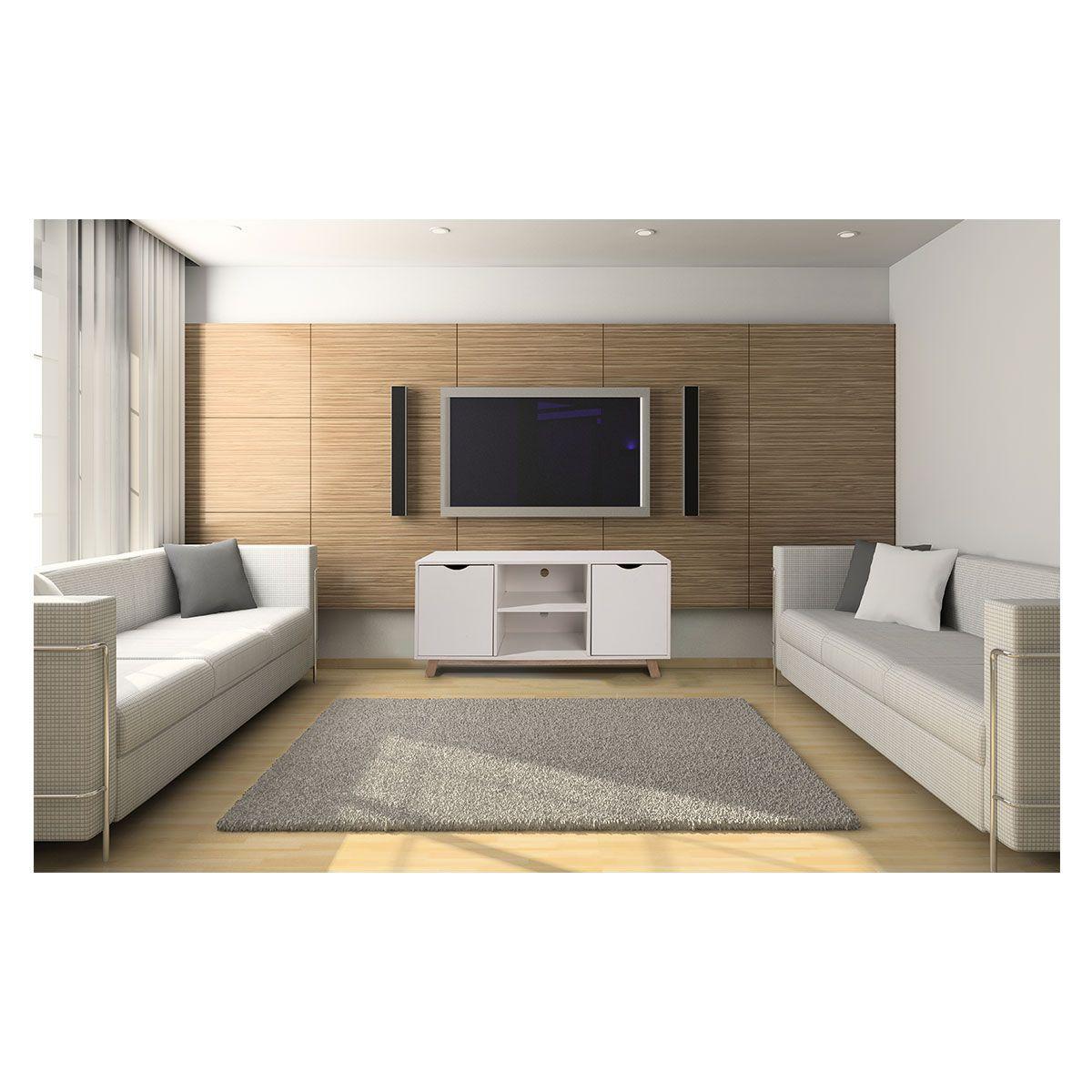 lowboard fernsehtisch tv tisch sideboard fernsehschrank tv schrank weiss neu flo 5902533906796. Black Bedroom Furniture Sets. Home Design Ideas
