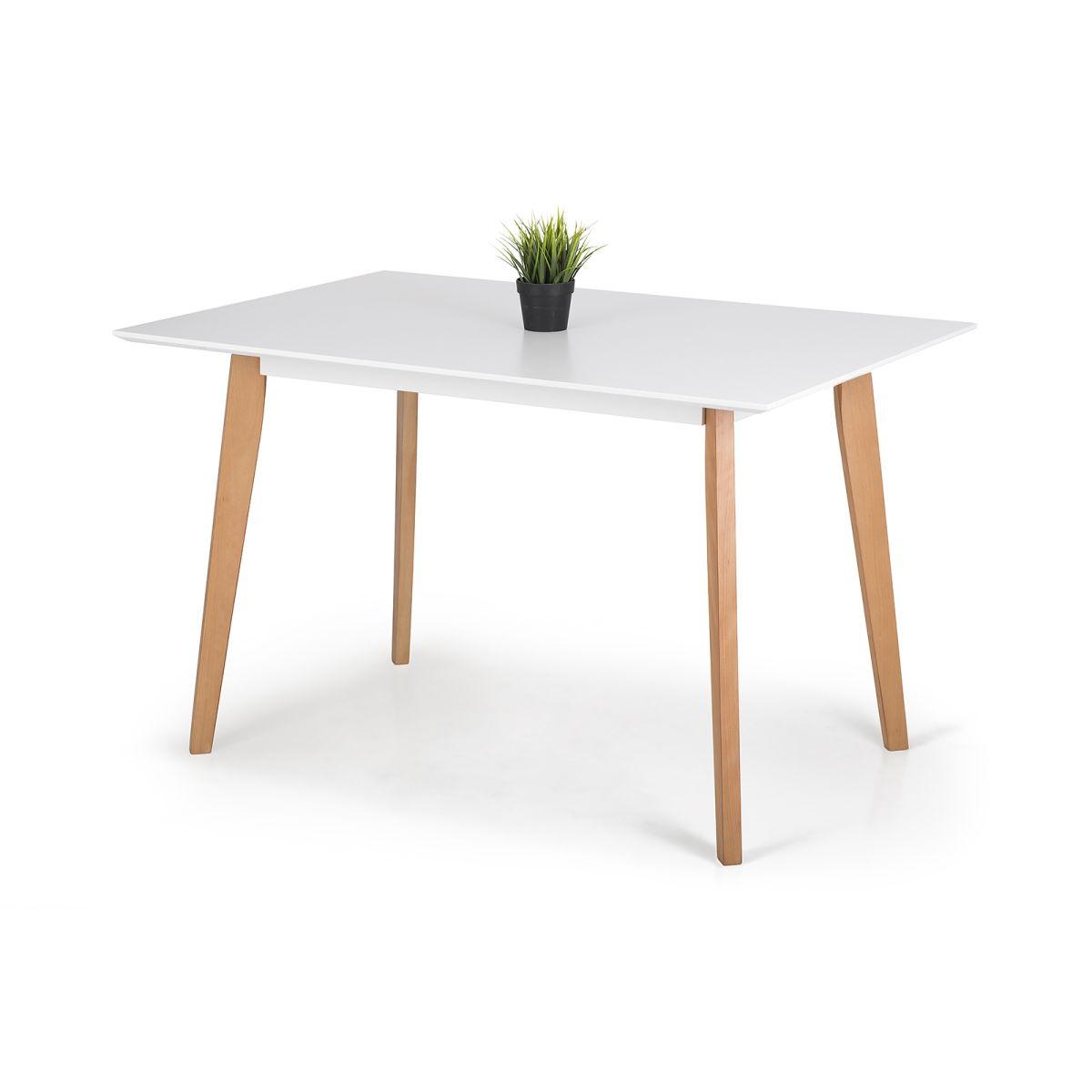 Esstisch Esszimmertisch Küchentisch 120cm Tisch modern HOMEKRAFT ...