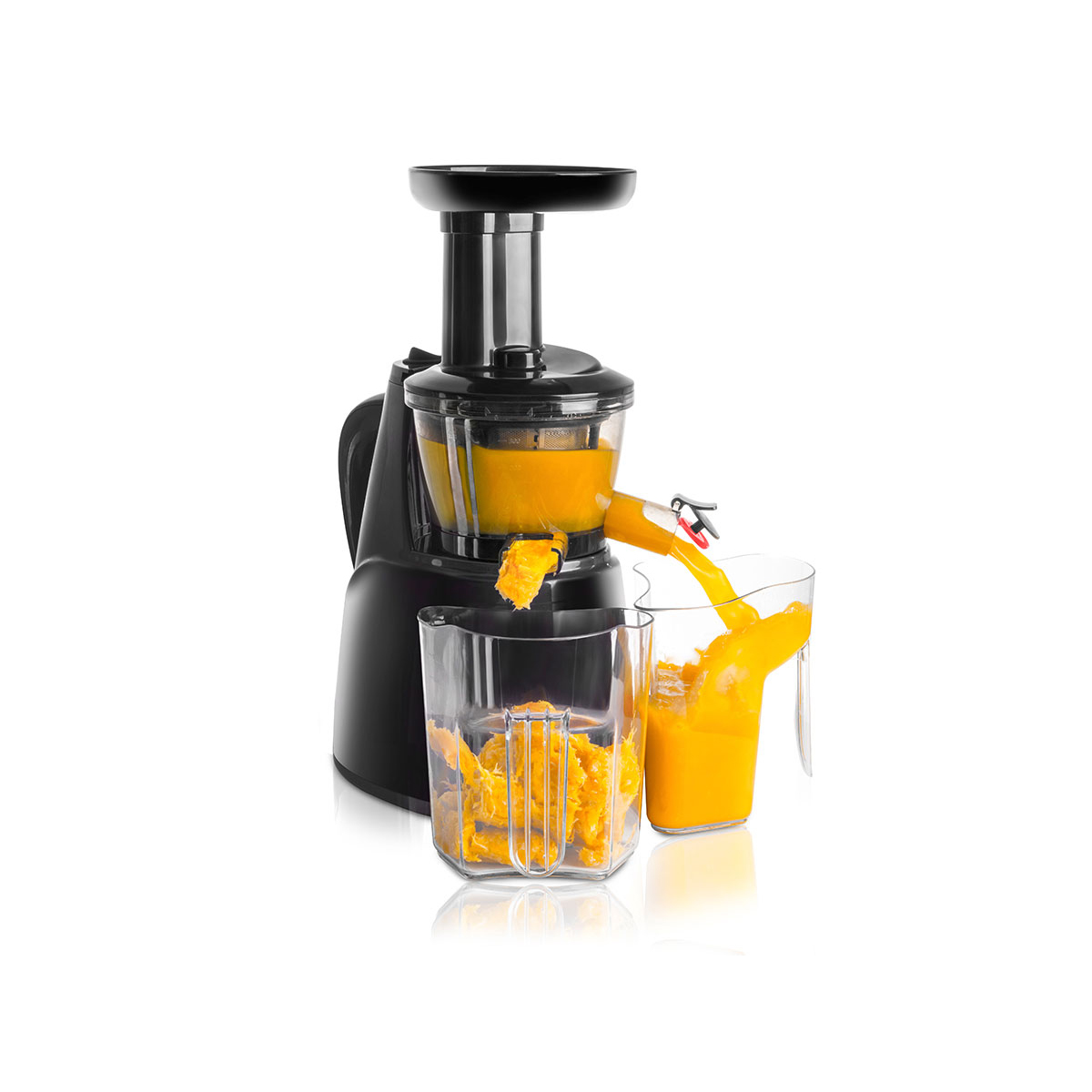 how to clean juicer filter