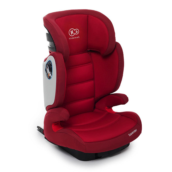 kinderautositz isofix kindersitz autositz 15 bis 36 kg gruppe 2 3 expander rot 5902021216673 ebay. Black Bedroom Furniture Sets. Home Design Ideas