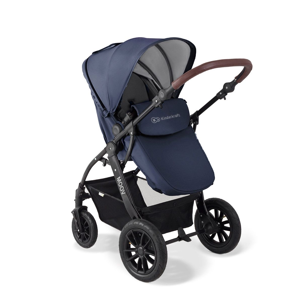 kinderkraft moov multi kinderwagen kombikinderwagen 3in1 buggy babyschale neu ebay. Black Bedroom Furniture Sets. Home Design Ideas