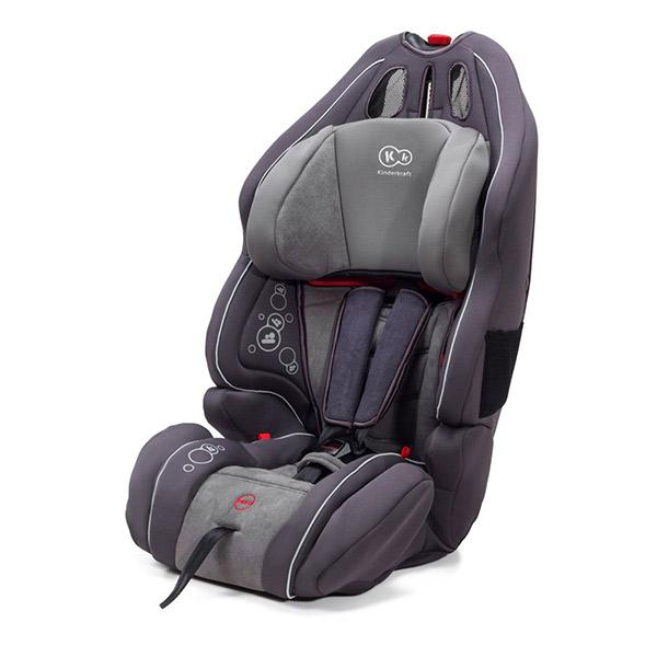 kinderkraft smart up duneklgrau kinderautositz autositz 9 bis 36 kg gruppe 1 2 3 ebay. Black Bedroom Furniture Sets. Home Design Ideas