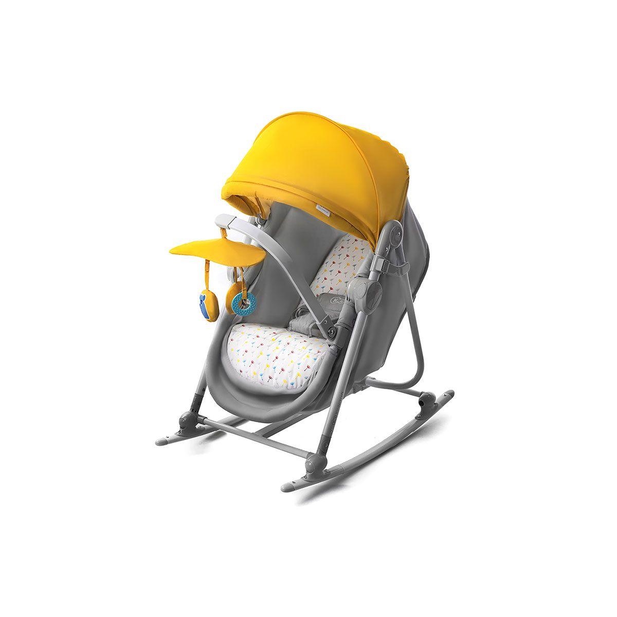 Kinderkraft unimo transat de b b balan oire pour bascule for Chaise kinderkraft